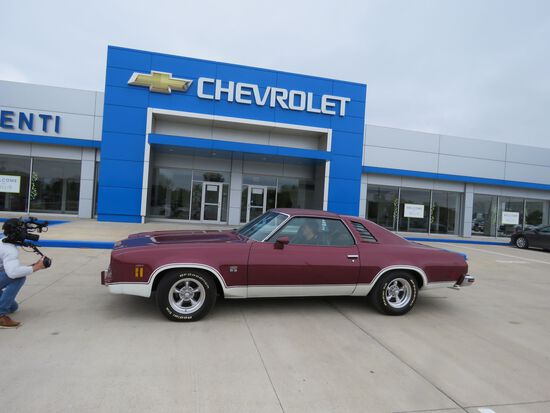1974 Chevrolet Chevelle Laguna S-3 Landau Coupe