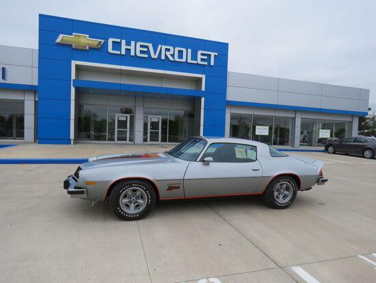 1977 Chevrolet Z28 Camaro