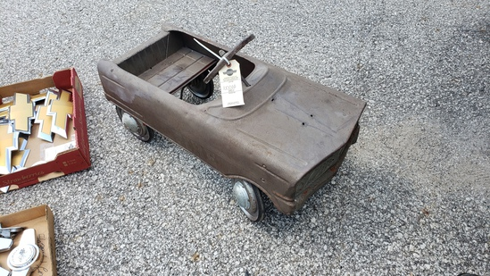 Murray Pedal Car Project