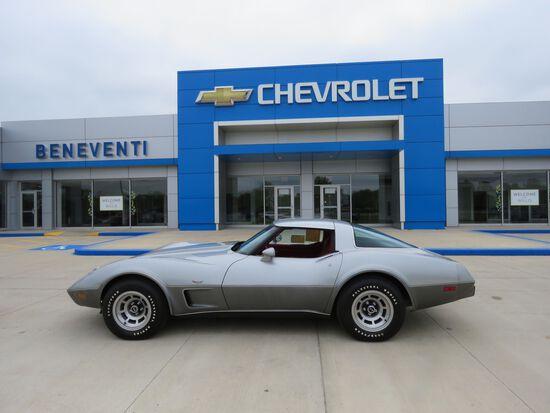 1978 Chevrolet Silver Anniversary Corvette Coupe