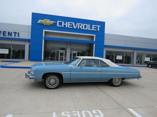 1975 Chevrolet Caprice Classic Convertible