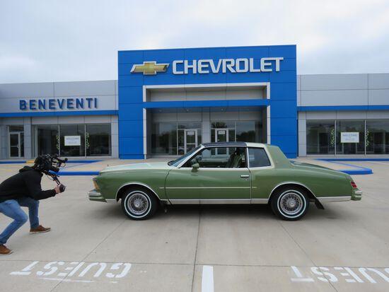 1979 Chevrolet Monte Carlo Coupe