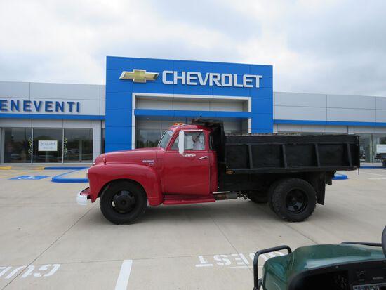 1949 Chevrolet 6400 Series Dump Truck