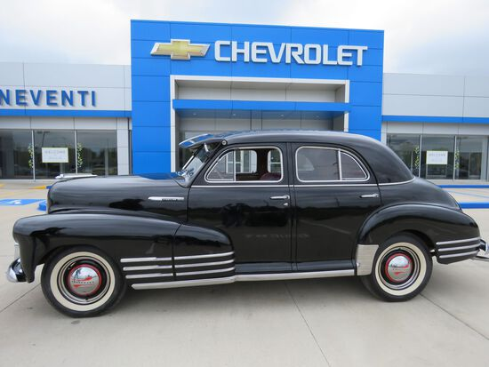 1947 Chevrolet Fleetline 4dr Sedan
