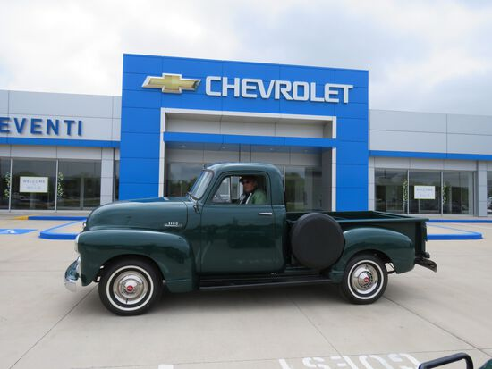 1954 Chevrolet 3100 Series Pickup