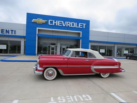 1954 Chevrolet Belair Convertible