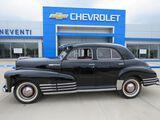 1947 Chevrolet Fleetline 4dr Sedan