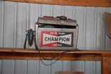 Champion Sparkplug Machine