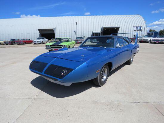 Rare 1970 Plymouth Superbird
