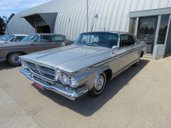 1964 Chrysler 300 Silver Edition 2dr HT