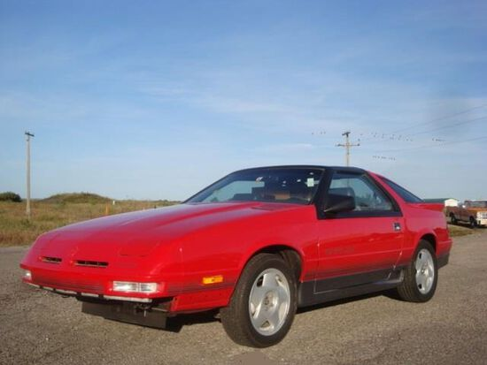 NEW 1989 Dodge Daytona Shelby