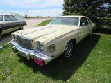 1979 Chrysler Cordoba 2dr Coupe