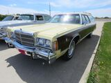 1977 Chrysler Town & Country Wagon