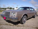 1983 Buick Riviera Coupe