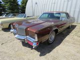 1977 Chrysler New Yorker Brougham with ST. Regis package