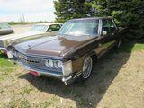1967 Chrysler Imperial LeBAron 4dr HT