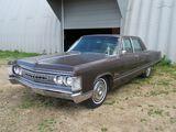 1967 Chrysler Imperial 4dr Sedan
