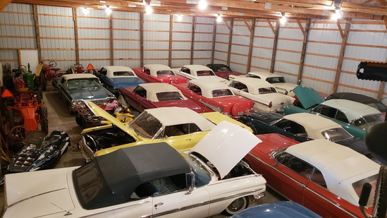 Vanderbrink Auctions Llc Auction Catalog Fabulous Collector Cars And Antique Tractors Auctions Online Proxibid