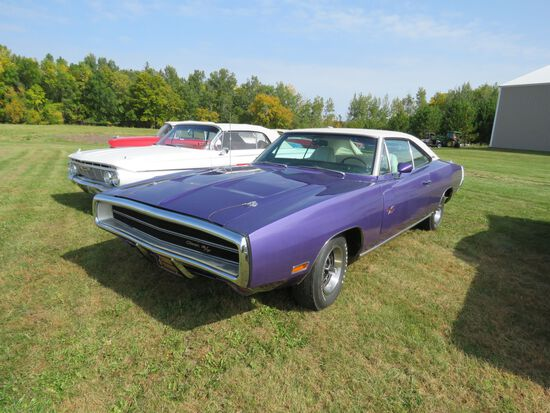 1970 Dodge Charger RT Amazing Survivor