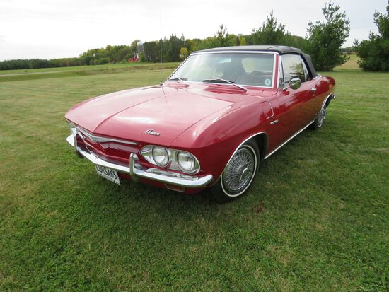 1965 Chevrolet Corsa Corvair Convertible