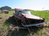 1961 Chevrolet 4dr Sedan parts only