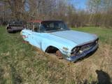 1962 Chevrolet 4dr Sedan Rough Shell Only