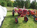 Farmall Cub Tractor
