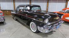 RARE 1957 Fuel Injec Chevrolet Bel Air Convertible