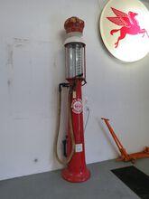 Wayne Upright Visible 10 gallon gas pump