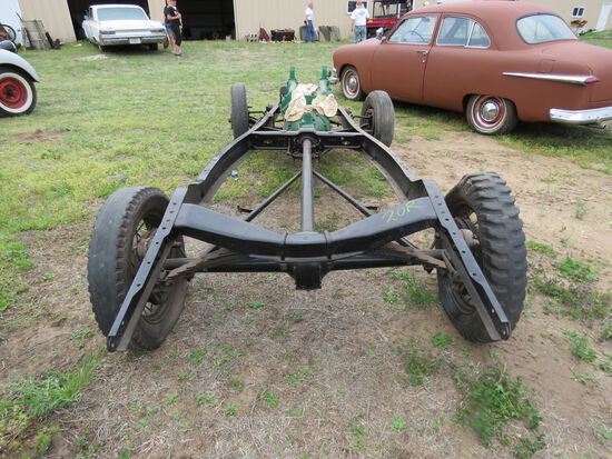 1932 FORD PHAETON PROJECT NO BODY