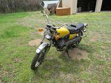 1970 SUZUKI T250 MOTORCYCLE