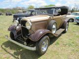 1932 FORD PHAETON RIGHT HAND DRIVE
