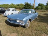 1965 CHEVROLET MONZA CORVAIR 2dr COUPE