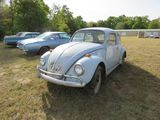 1960'S VOLKSWAGON BEETLE PROJECT