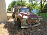 1956 Chevrolet 1 ton Truck for Project or Parts