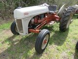FORD N SERIES TRACTOR with 3PT MOWER