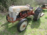FORD N SERIES TRACTOR FOR RESTORE