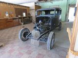 1932 FORD TUDOR SEDAN PROJECT