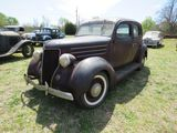 1936 FORD 4DR SUICIDE SEDAN