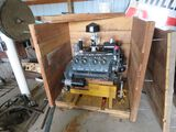 RESTORED 1932 FORD FLATHEAD V8 MOTOR IN CRATE