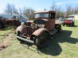1932 FORD TRUCK PROJECT
