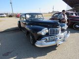 1947 LINCOLN CONTINENTAL 2DR HT V12