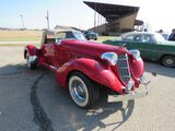 1936 AUBURN BOATTAIL SPEEDSTER REPLICA KIT CAR