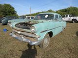 Blue Sedan for rod or restore