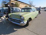1957 Chevrolet 4dr Sedan