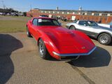 1972 CHEVROLET CORVETTE STINGRAY 454 V8 COUPE