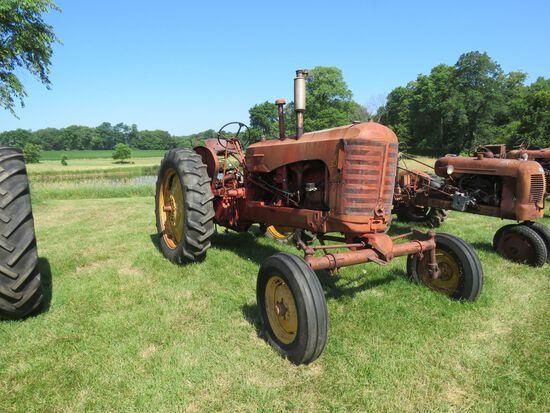 1955 Massey Harris 33 Tractor