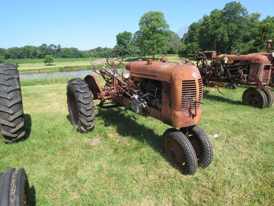 B.F. Avery Model A Tractor