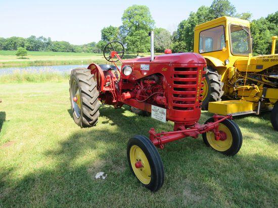 1952 Massey Harris Colt Tractor