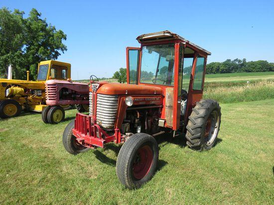 1950's Massey Ferguson 50 Multipurpose Utility Tractor